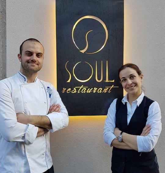 Alla scoperta del Soul Restaurant con Gloria e Fabio