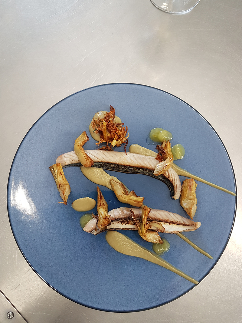 Soul Restaurant, piatto del ristorante a Legnano
